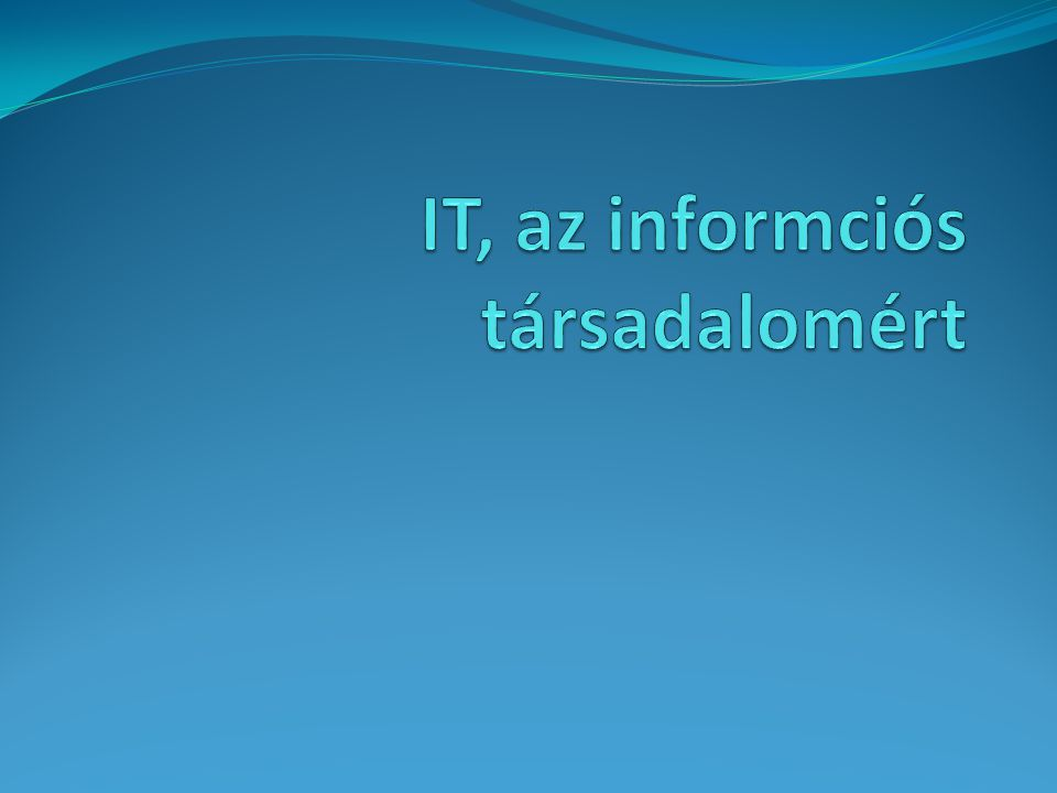 Románia és az internet 2o1o-ben Háztartások,internet hozzáféréssel 38% Vállalatok, internet hozzáféréssel 73 % Háztartások,szélessávú internet hozzáféréssel 24 % Vállalatok,szélessávú internet hozzáféréssel 41 % Felhasználók, legkevesebb heti egy alaklommal 31 % A román polgárok 61% soha nem használta az internetet.