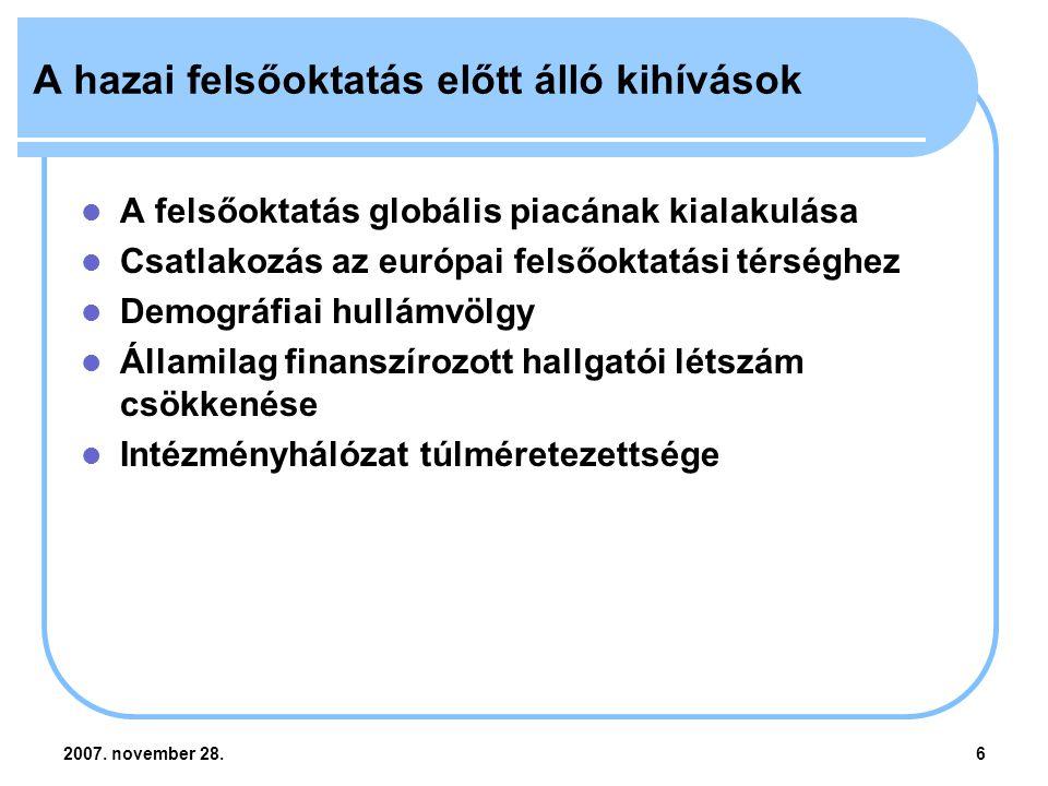 2007.november 28.37 Összefoglaló javaslatok I.