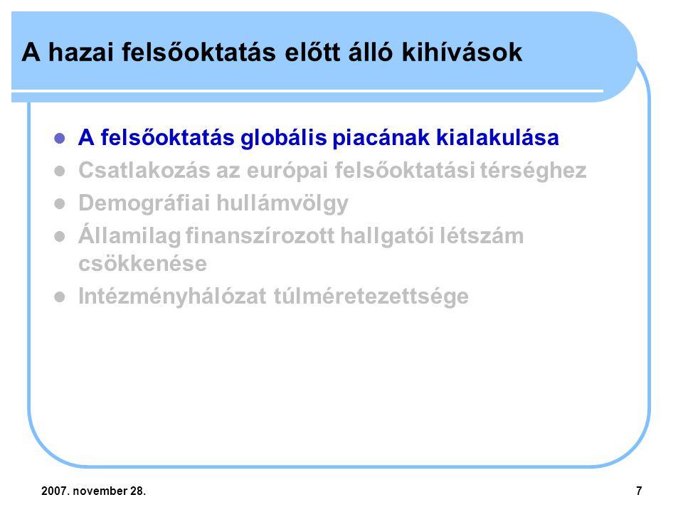 2007.november 28.38 Összefoglaló javaslatok II.