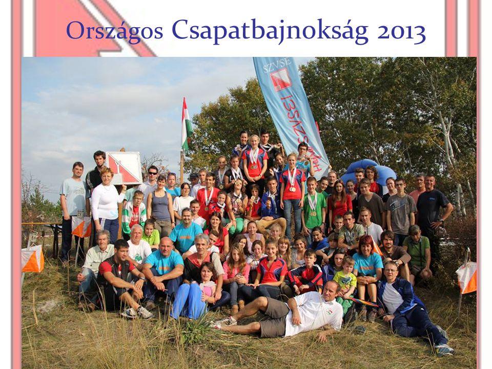 Országos Csapatbajnokság 2013