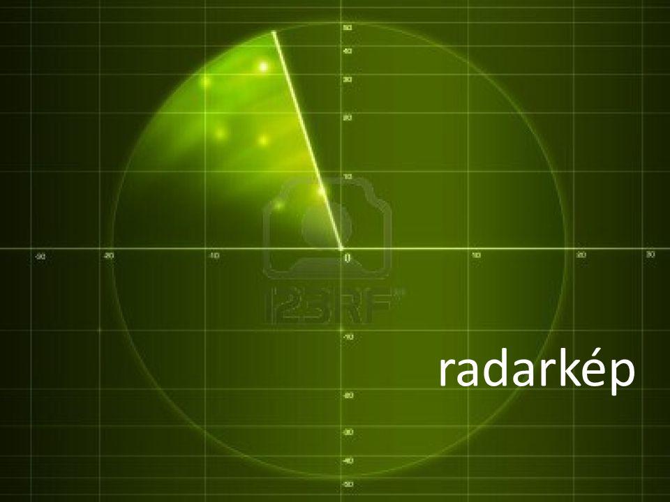 Lokátor, ami érzékeli már nagy távolságból az ellenséges gépeket. A hidegháborús verseny eszközei radarkép