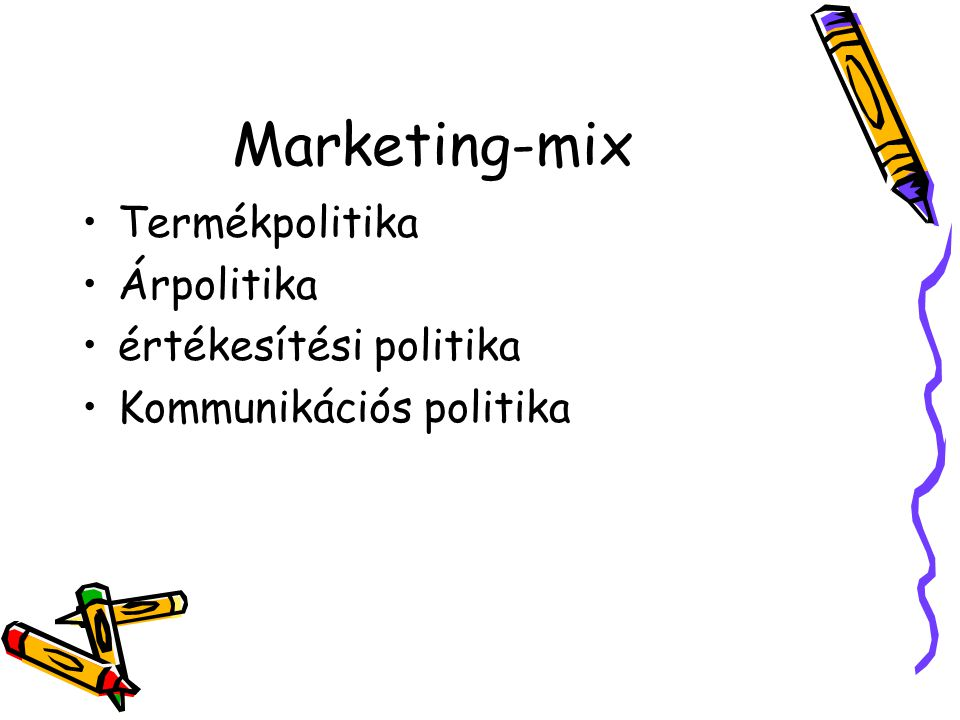 Reklám Alaptípusok: márkareklám cégreklám termékcsalád reklám Lehetséges reklámcélok: tájékoztatás meggyőzés emlékeztetés
