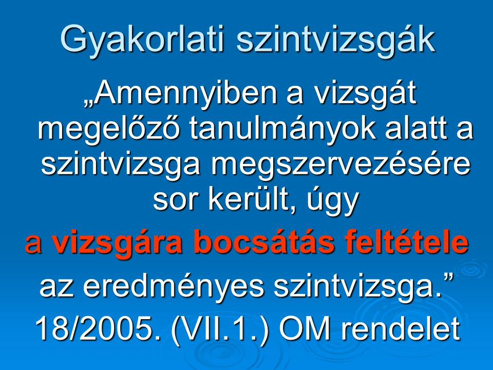 SZINTVIZSGASZABÁLYZAT Letölthető: WWW.mkik.hu WWW.isziir.hu Szintvizsga feladatbankok letölthetők az alábbi helyről: Szintvizsga feladatbankok letölthetők az alábbi helyről: http://www.isziir.hu