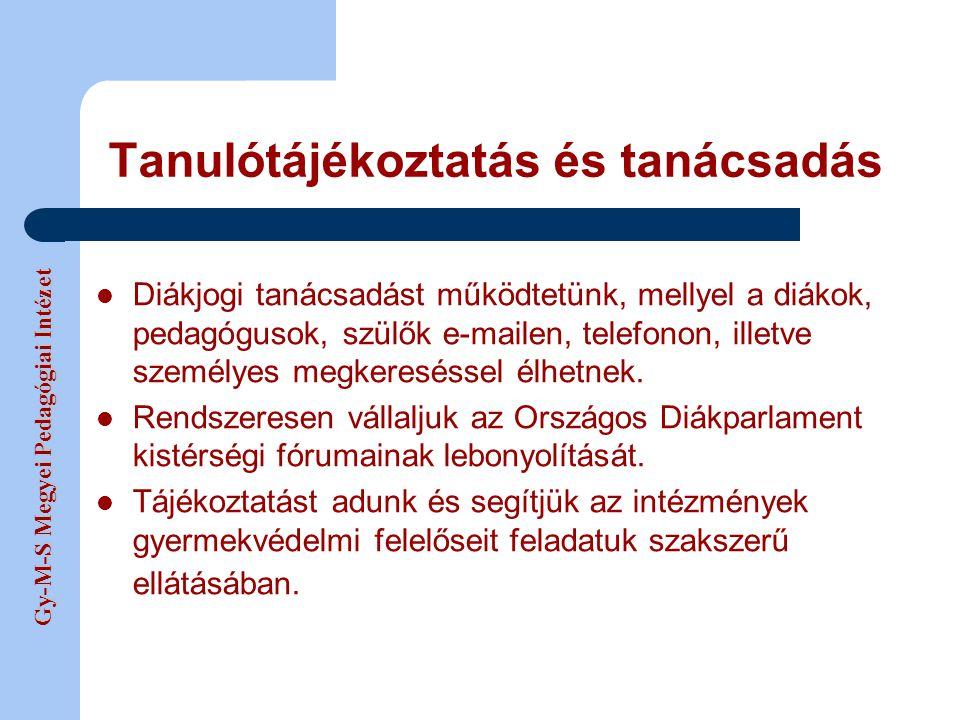 Köszönöm megtisztelő figyelmüket.Győr-Moson-Sopron Megyei Pedagógiai Intézet Győr, 2011.