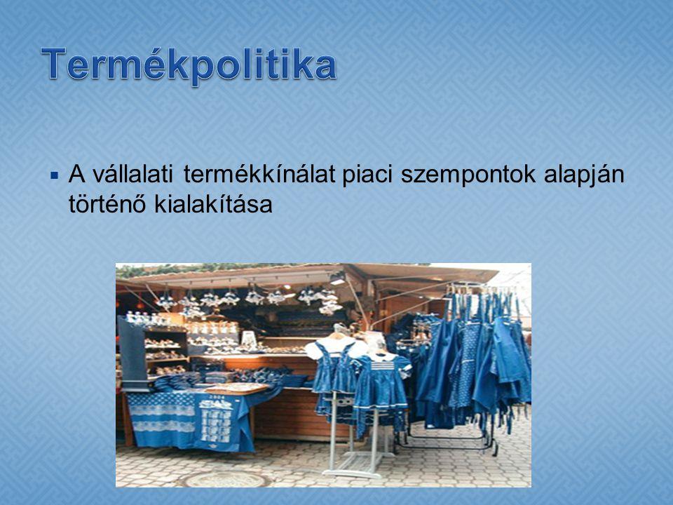  Objektív minőség  A termék mérhető tulajdonságai  Szubjektív minőség  A vevő szubjektív elvárásai által kialakított  Gazdaságos minőség  Ár és a használati költségek