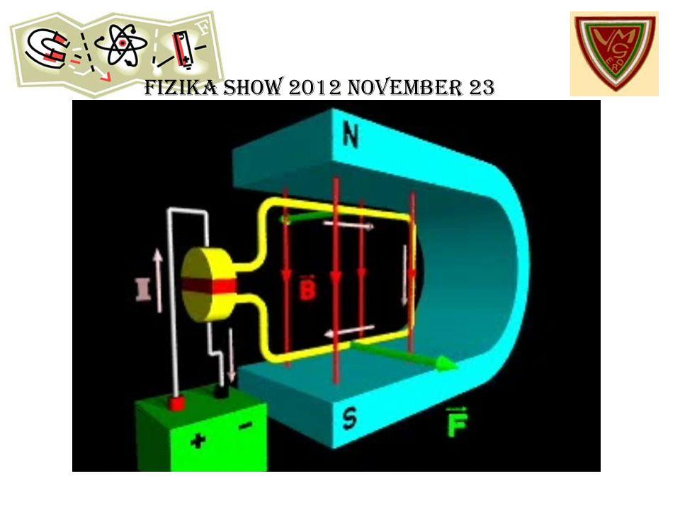 Fizika show 2012 november 23