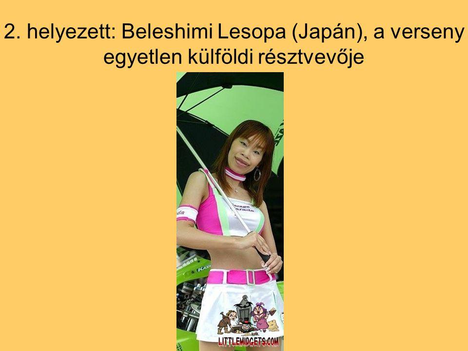 """3. helyezett: Cseresznyés Lőrinc, alias """"Bredpit"""", többszörösen kitüntetett úri szabó, helyi lakos"""