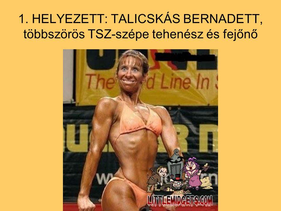 És a verseny győztese: