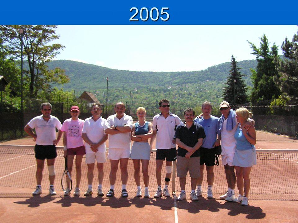 SPE kupa 2006 eredményei : Férfi páros I.Hauer László – Galambos Roland II.