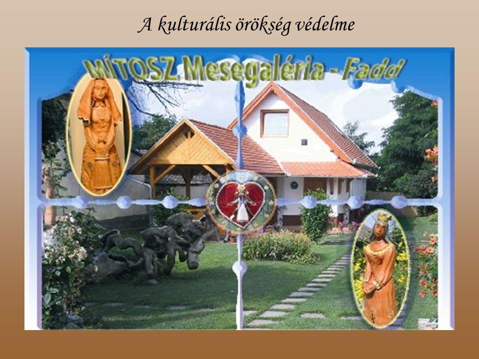 A kulturális örökség védelme