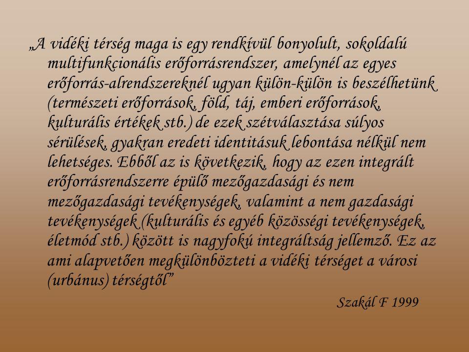 A táj, a vidék az irodalomban.. Közhaszon…..