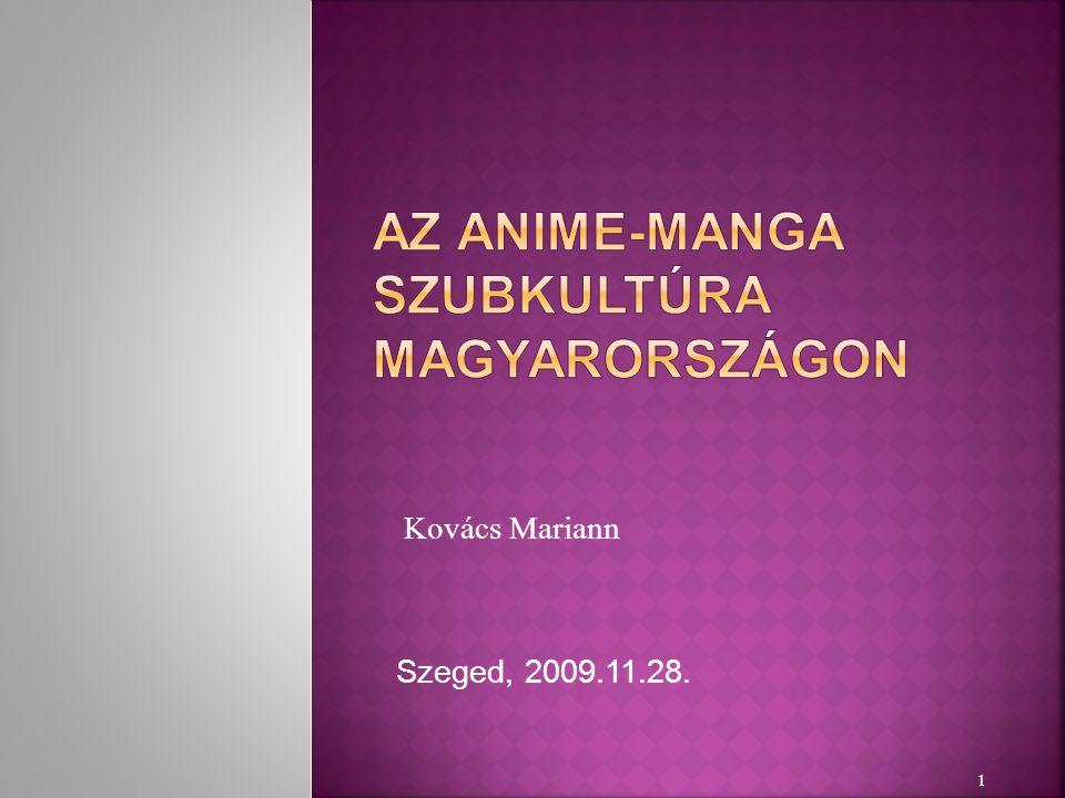 1 Kovács Mariann Szeged, 2009.11.28.