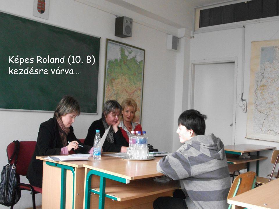 A felkészítő tanárok is kaptak elismerést