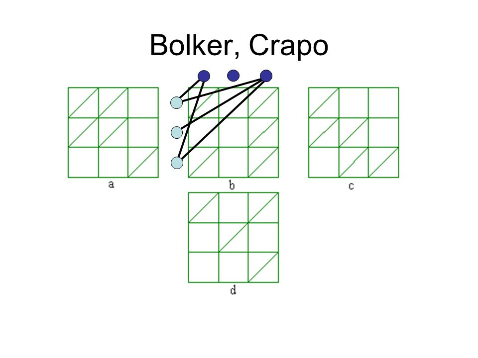 Bolker, Crapo