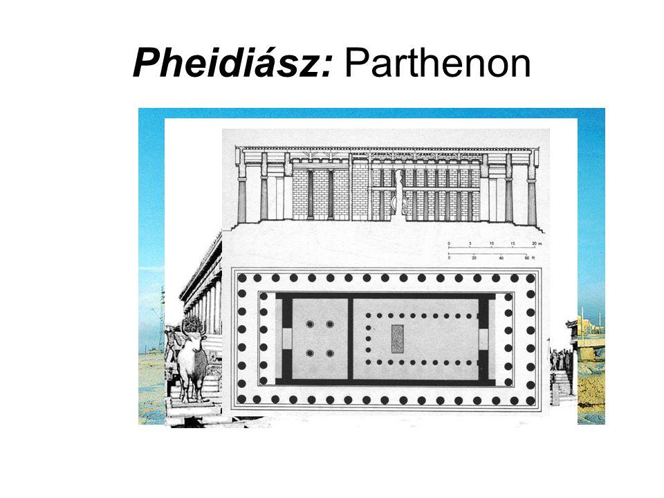 Pheidiász: Parthenon