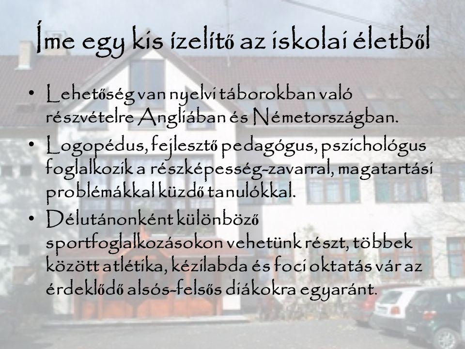 Útravaló Kedves tanáraink szeretnék, hogy a legnagyobb magyar gondolatai kísérjenek végig utunkon és ebb ő l az okból választották ki iskolánk jelmondatát: Az ember annyit ér, amennyi hasznot hajt embertársainak s ezáltal az egész emberiségnek.. (Széchenyi István)