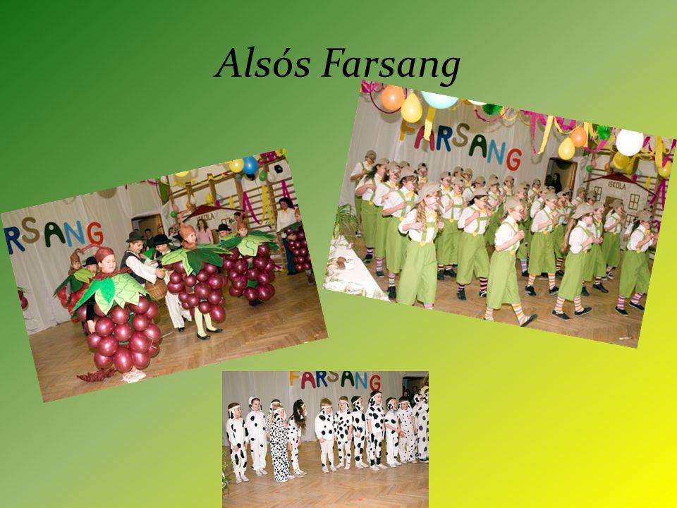 Felsős Farsang