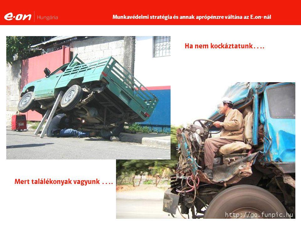 E.ON Hungária Corporate Profile 2007 Ha nem kockáztatunk….