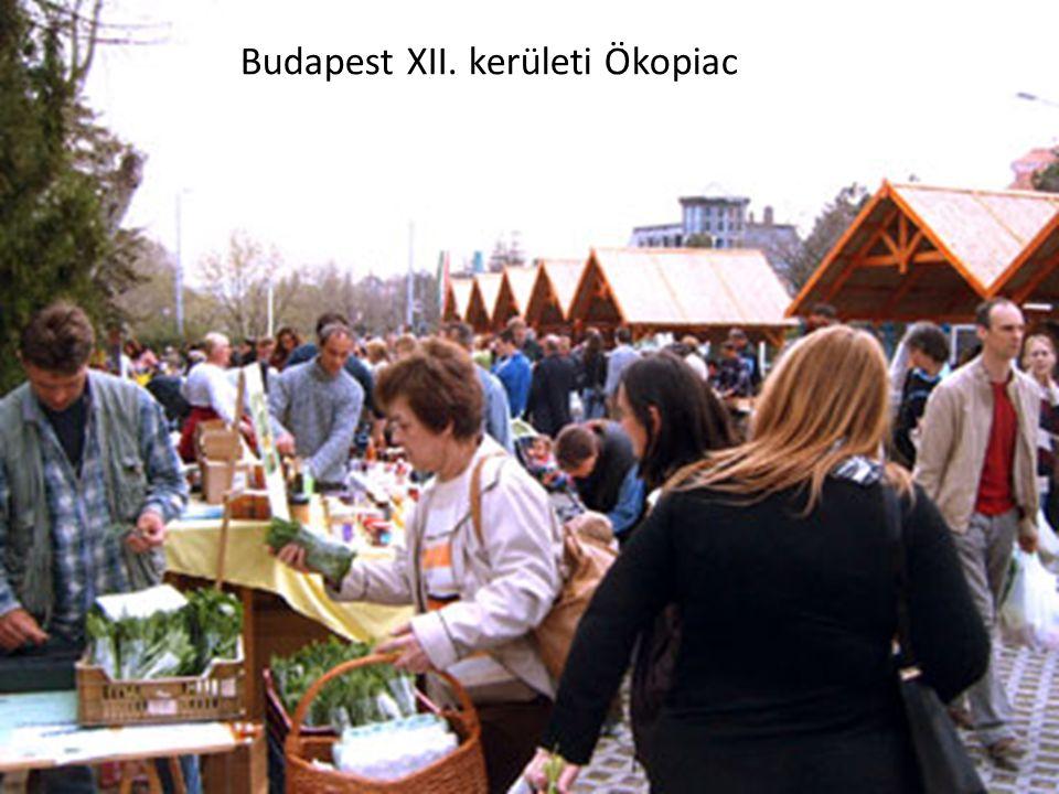 Budapest XII. kerületi Ökopiac