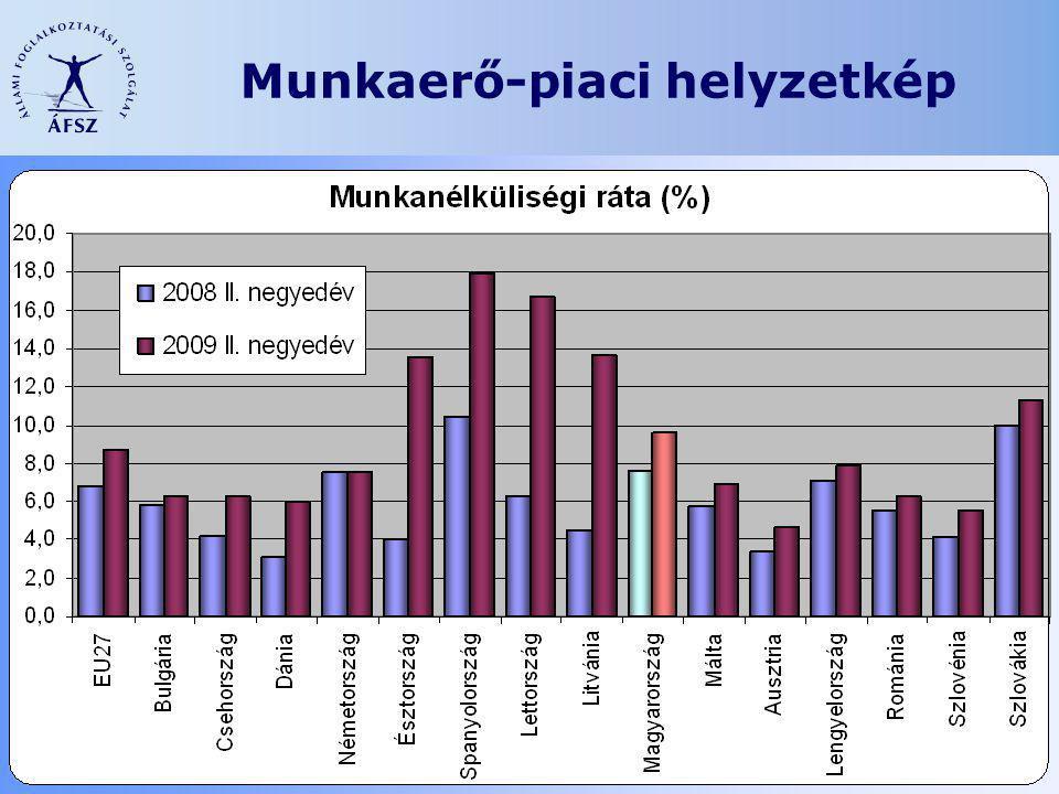 3 Munkaerő-piaci helyzetkép