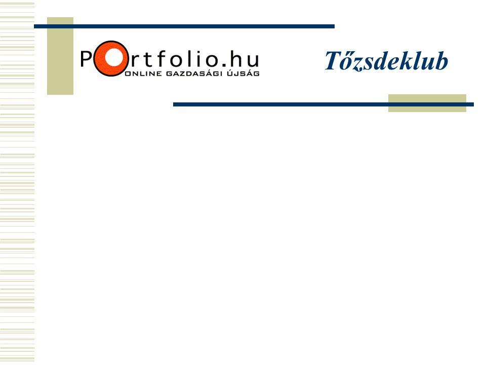 Cégérték növelés 2006-2009-es stratégiai célok Tulajdonosi érték növelése 2006200720082009 Részvény ár (Ft)609100015002000 Kapitalizáció (mrd Ft) 8.213.420.126.6