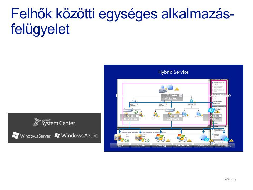 Hybrid Service Private