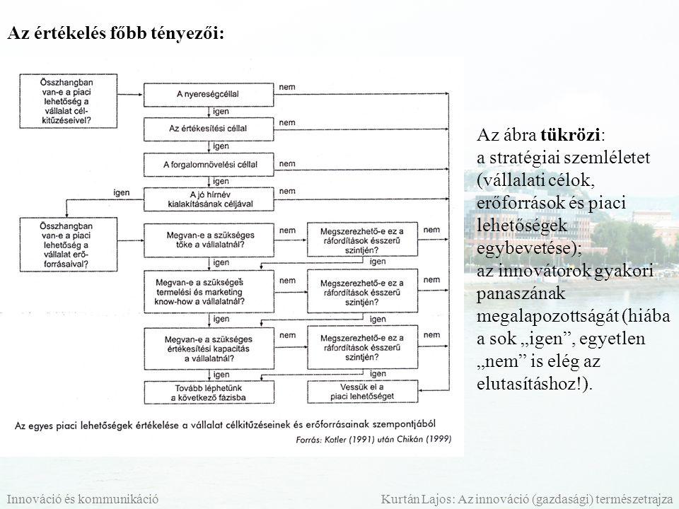 A szelekció kritériumai: számszerűsíthetők (pl.