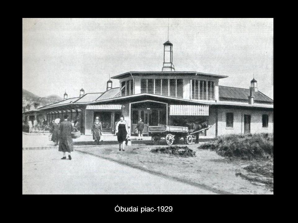 Nagykörút-Rákóczi út találkozása és az Emke-1929
