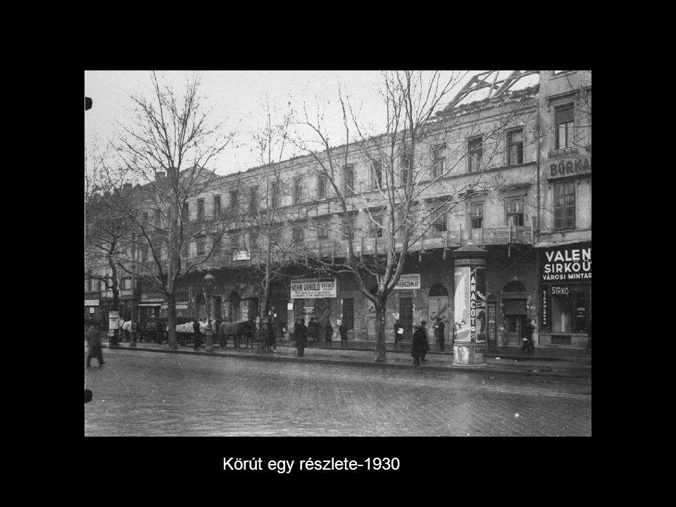 Fűszer és Csemege – kirakat -1930