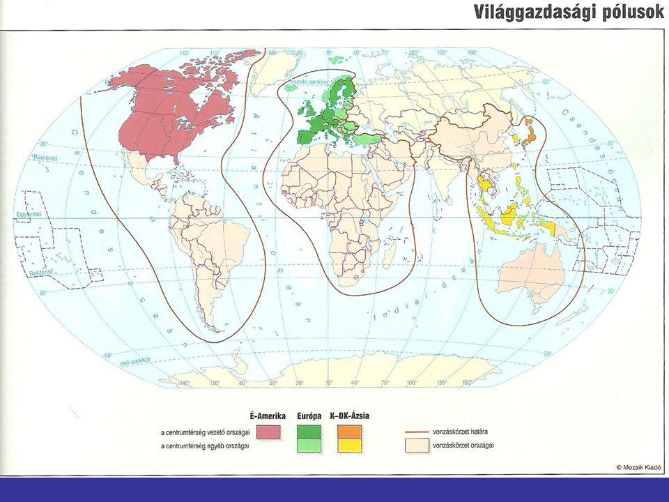 A globális gazdaság felépülése lokális gazdaság regionális gazdaság nemzetgazdaság nemzetközi integrációk világgazdaság