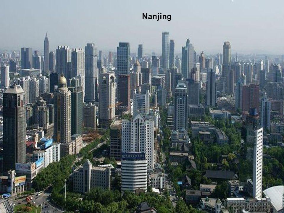 És a jelen: Peking