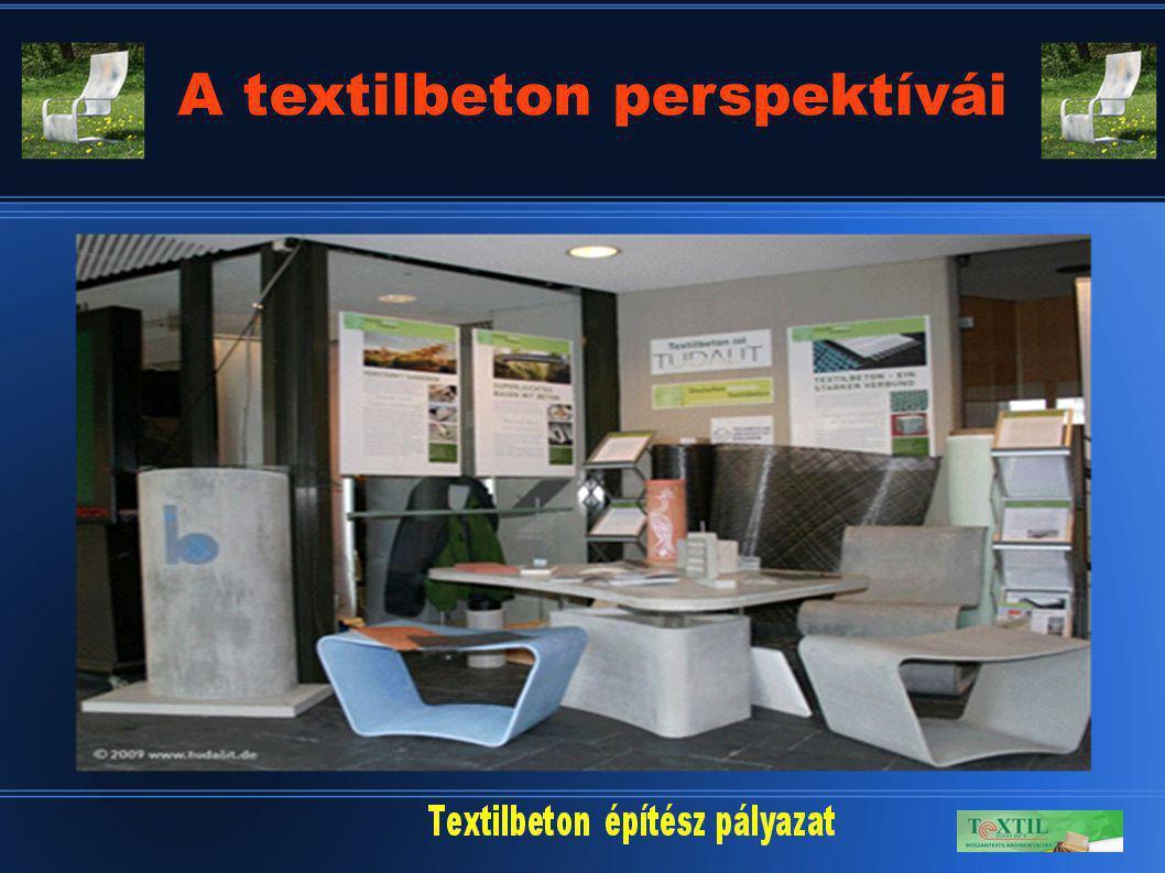 35 A textilbeton perspektívái