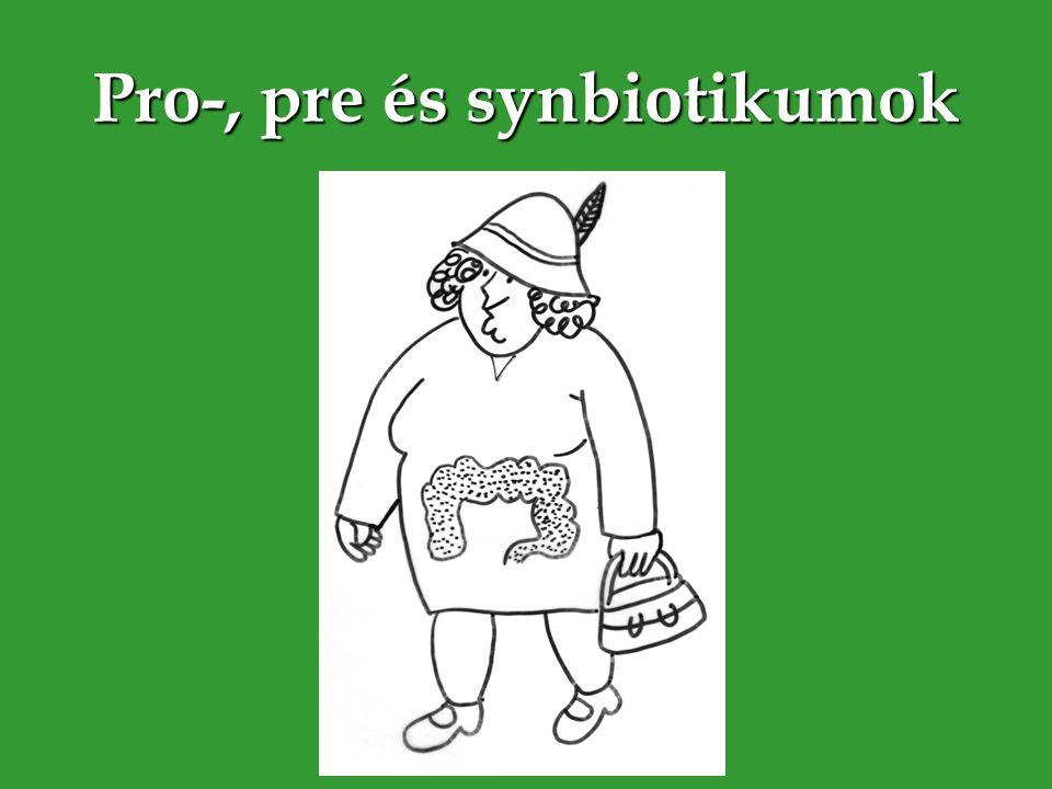 Pro-, pre és synbiotikumok