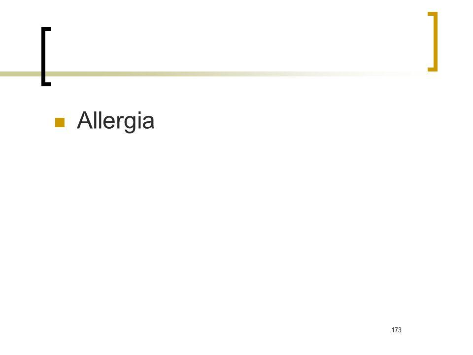 173 Allergia 173