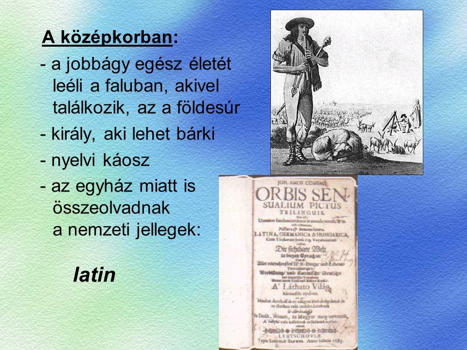 5. 1848-49 és a kisebbségek