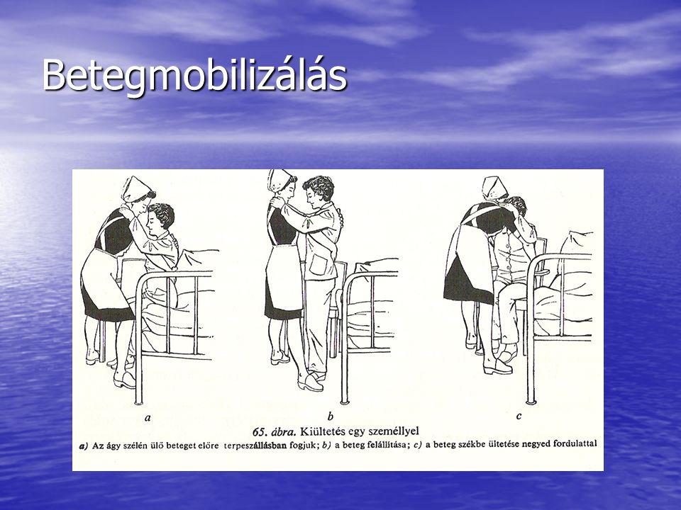 Betegmobilizálás