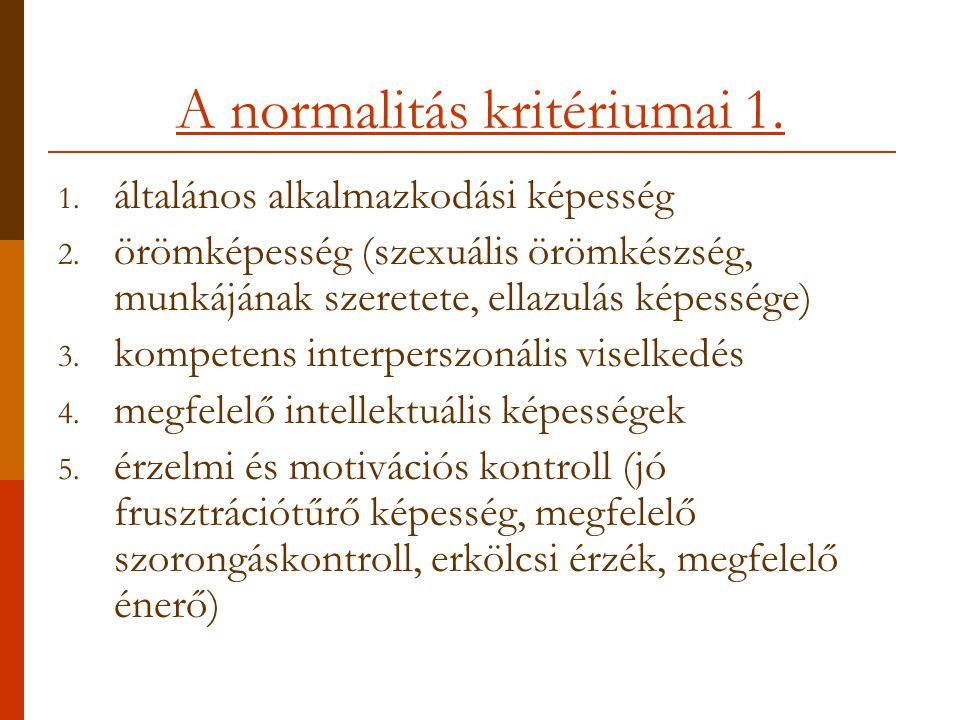 Az anorexia nervosa patopszichológiai elméletei  Anorexia nervosa  Biológiai szemlélet – hipotalamusz elváltozás  Evolúciós szemlélet – reproduktív szupresszió hipotézis, szexuális vetélkedés hipotézis  Pszichodinamikus szemlélet – női szexualitás tagadása, abúzus szerepe  Rendszerszemlélet – szépségideál társadalmi elvárása, jellegzetes családmodell (összemosottság, túlvédés, rigiditás)  Kognitív-viselkedésterápiás szemlélet – testképzavar, kognitív torzítások, fóbiás reakciók  + addikciós, kényszerbetegség és feszültségredukciós modellek Σ Bio-pszicho-szociális szemlélet!