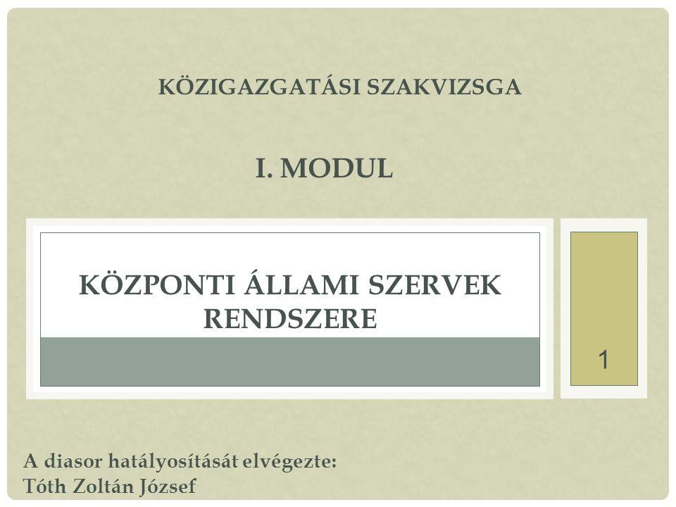 AZ EGYES ALAPJOGOK: KÖRNYEZETHEZ VALÓ JOG  A Magyarország elismeri és érvényesíti mindenki jogát az egészséges környezethez  Kiemelt rendelkezések az Alaptörvényben  Alkotmánybíróság – köteles az állam a garanciát biztosító intézmények kialakítására, valamint az elért környezeti szint megóvására  külön törvény a környezet védelméről 12