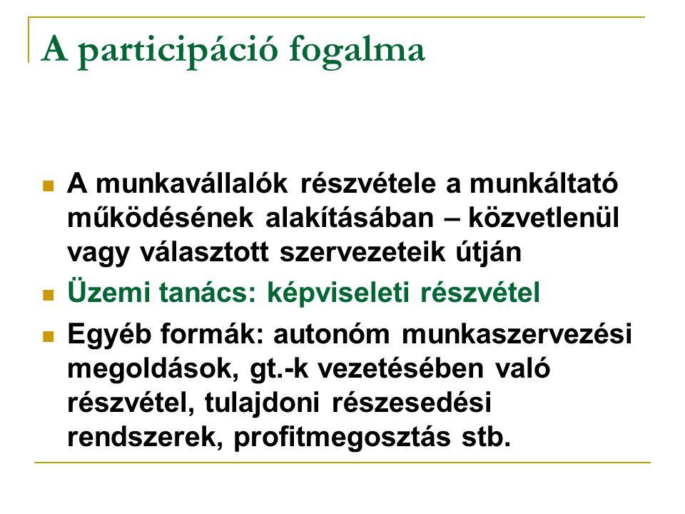 Tájékoztatás Definíció: 233.§ (1) bek.