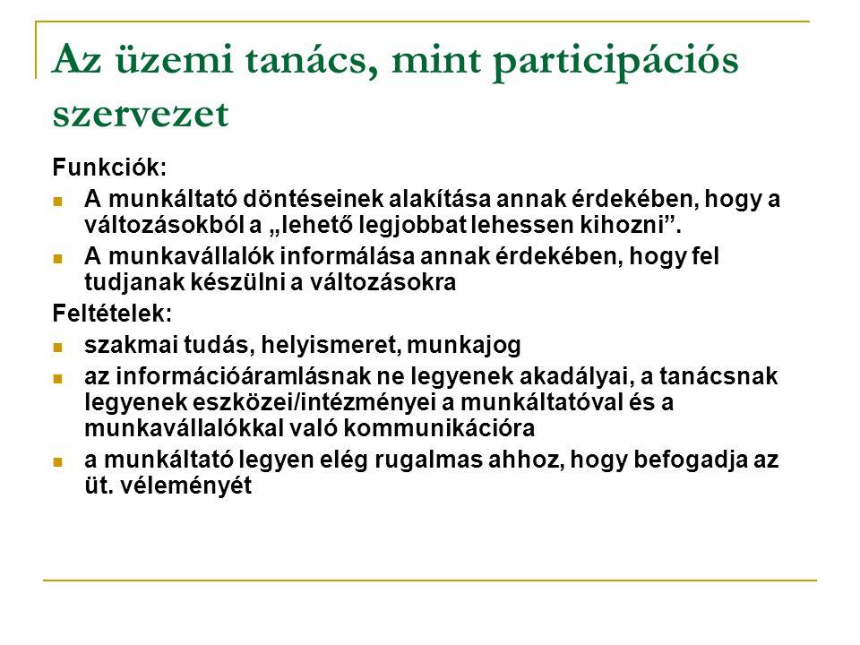 Üt.-k Magyarországon (TÁMOP 2.5.2.kutatás, 2010.) 1.