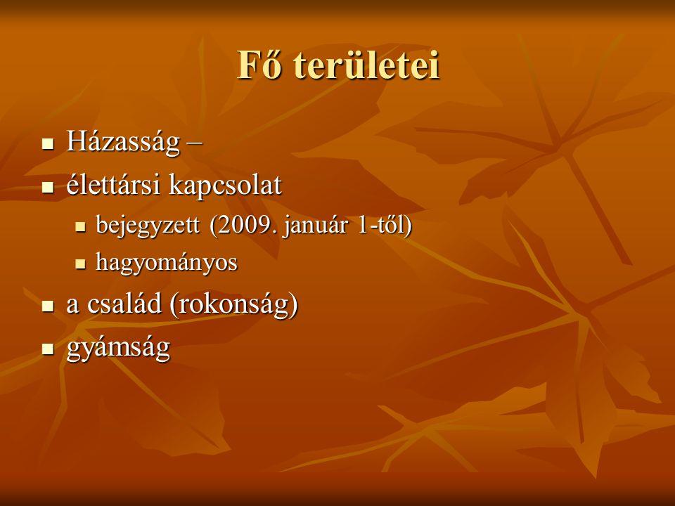 Alkotmányi rendelkezések 8.