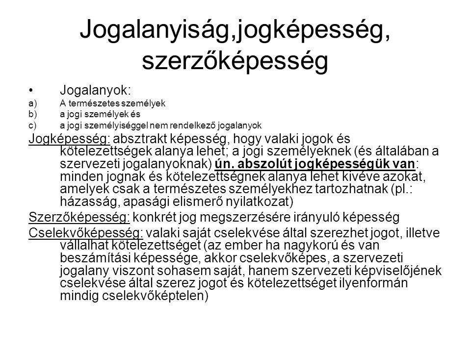 A magyar társasági jog története A magyar társasági jog a német társasági jogcsalád része.