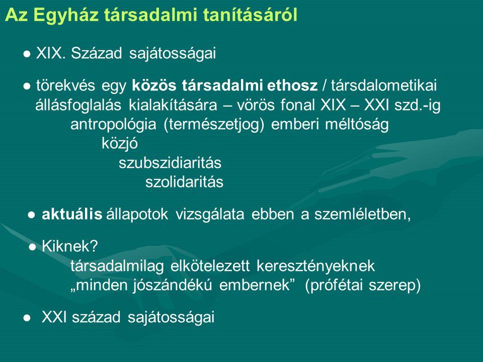 Pápai enciklikák, konstitúciók, dokumentumok XIII.