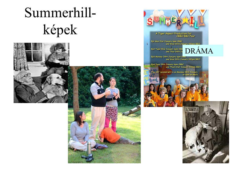 Summerhill- képek DRÁMA