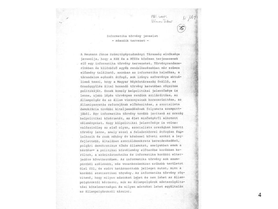 15 Alkotmány, 1989.okt. 23. Alapvető jogok és kötelességek 59.