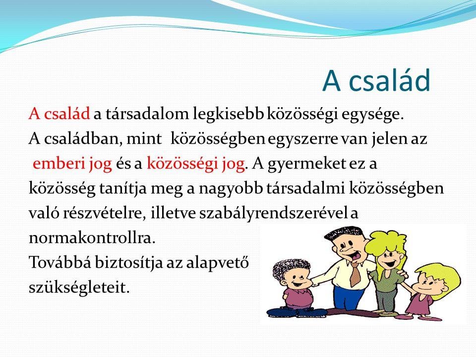 Társadalom Adott földrajzi területen élő, azonos anyanyelvet beszélő családok és állampolgárok legnagyobb közösségi csoportja.