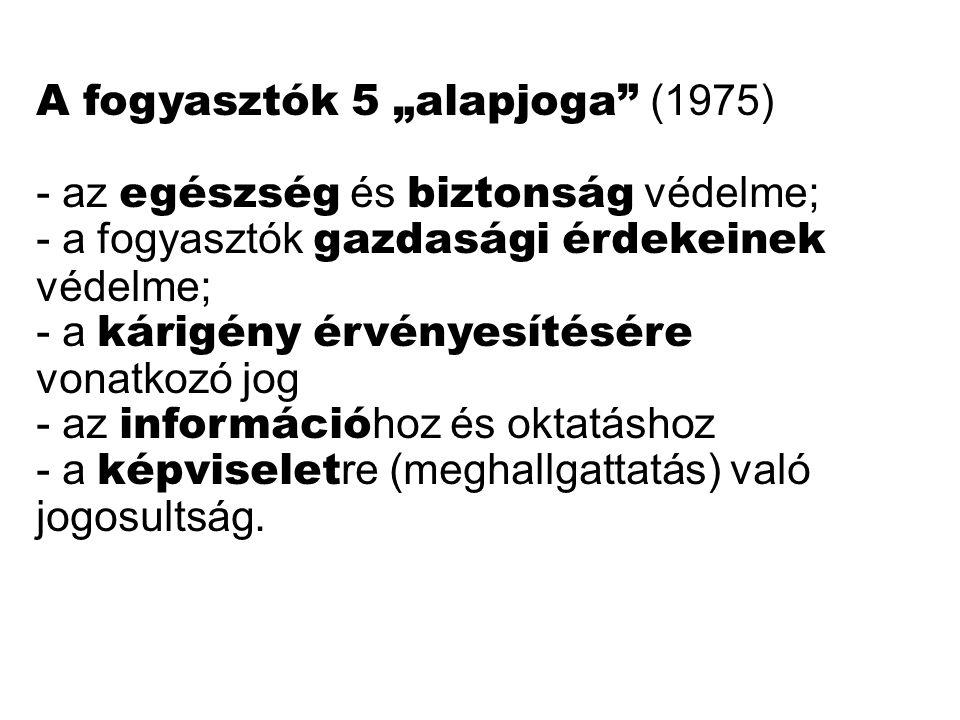 """""""TÁJÉKOZTATÁSHOZ VALÓ JOG - alapelvárás szintje: Ptk.: 4."""