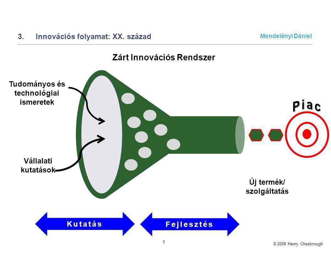 Mendelényi Dániel 6 4.Innovációs folyamat: XXI.