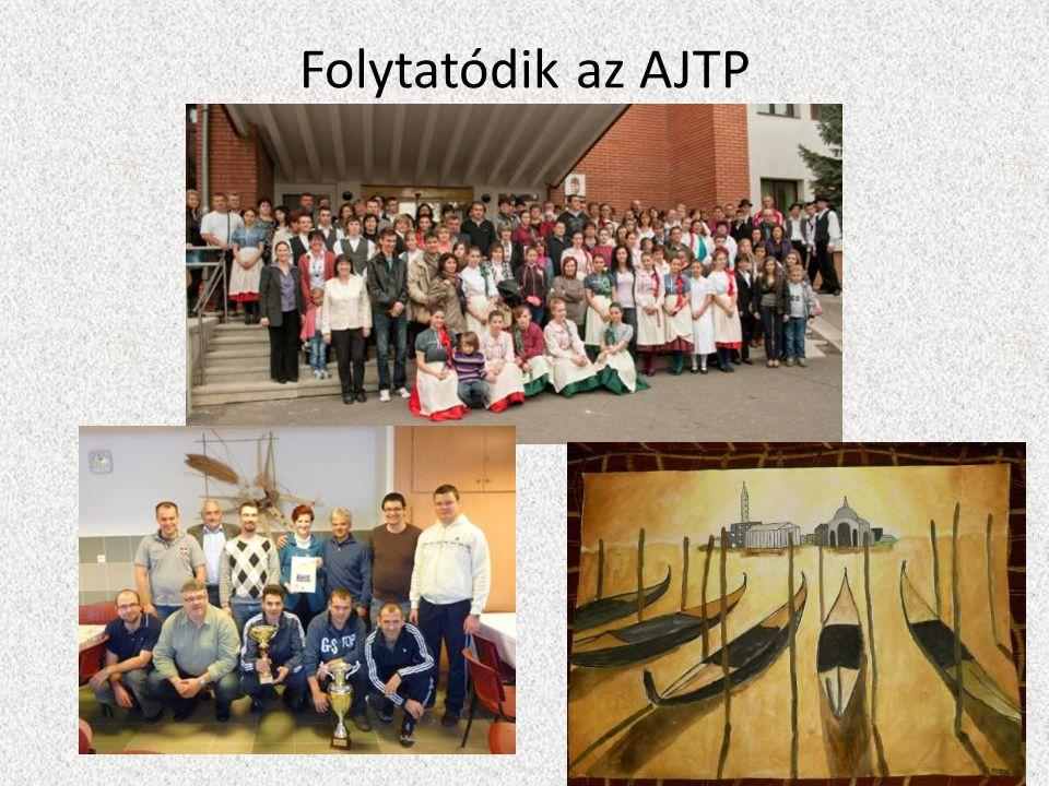 Folytatódik az AJTP