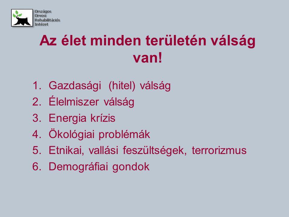 Foglalkoztatási adatok Néhány jellemző adat Magyarországról III.